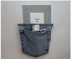 charger pocket