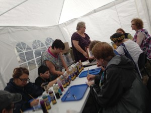 Big Tent Art Workshop